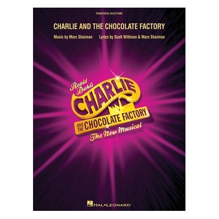 Charlie And The Chocolate Factory Vocal/Piano