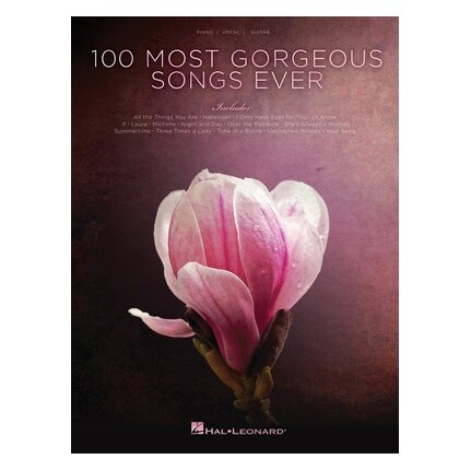 100 Most Gorgeous Songs Ever