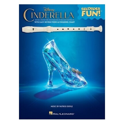 Disney Cinderella Recorder Fun!