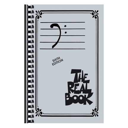 The Real Book Vol 1 Bass Clef Mini