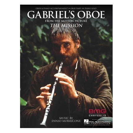 Gabriel's Oboe - The Mission Oboe/Piano Parts