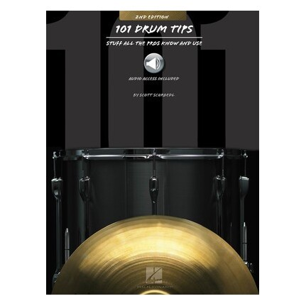 101 Drum Tips 2nd Edition Bk/Violin