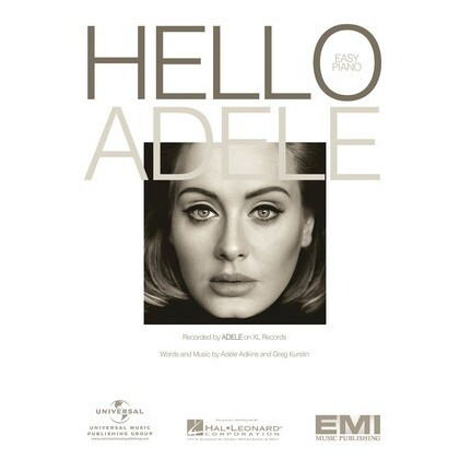 Adele - Hello Easy Piano
