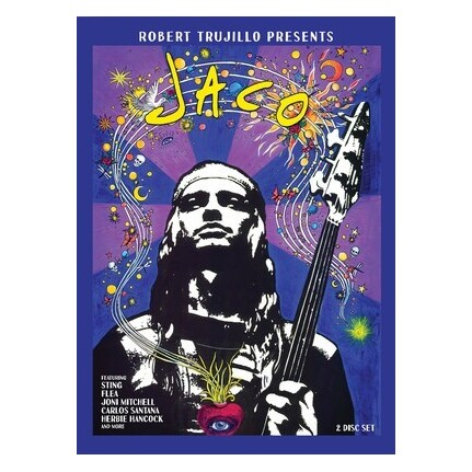 Robert Trujillo Presents Jaco DVD