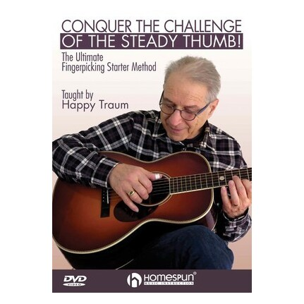 Conquer The Challenge Of The Steady Thumb! DVD