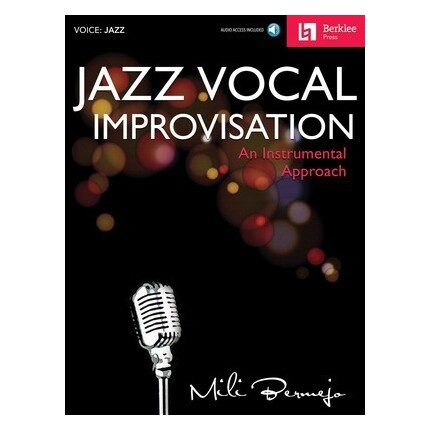 Jazz Vocal Improvisation Bk/Online Audio