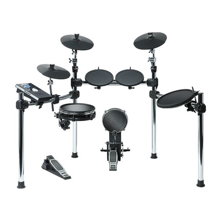 Alesis Command 8-Piece Electronic Drum Kit w/Mesh Snare & Kick