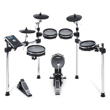 Alesis Command Mesh 8-Piece Electronic Drum Kit with Mesh Heads