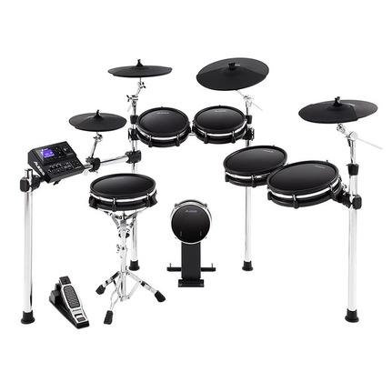 Alesis DM10 MKII Pro 10-Piece Electronic Drum Kit w/Mesh Heads