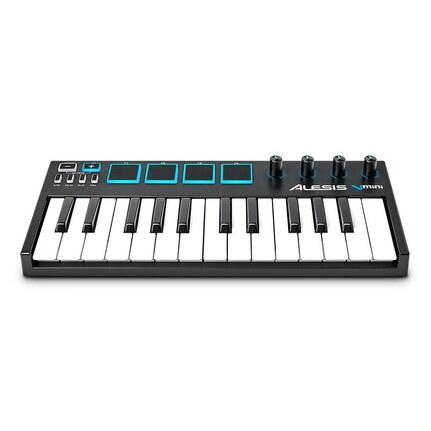 Alesis V Mini Portable 25-Key USB-MIDI Controller
