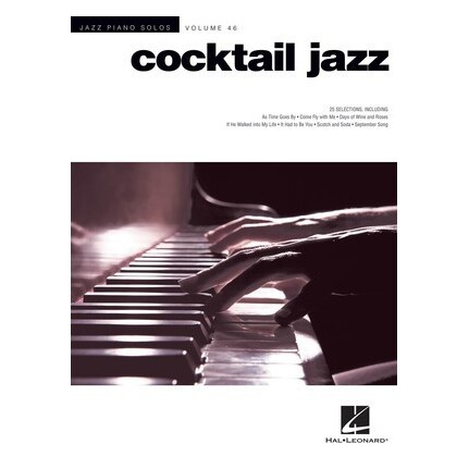 Cocktail Jazz Piano Solos Vol 46
