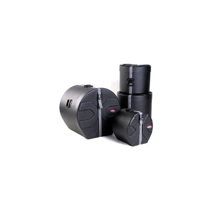 Skb 1Skb-Ds2 Drum Set 2 Kit Drum Hard Cases