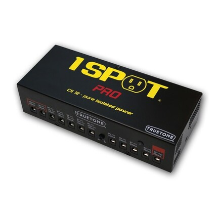 1 Spot Pro CS 12 Multi-Voltage Power supply