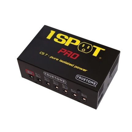 1 Spot Pro CS 7 Multi-Voltage Power supply