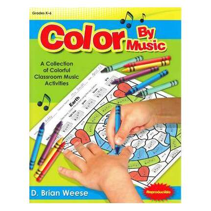 Color By Music Grades K-6