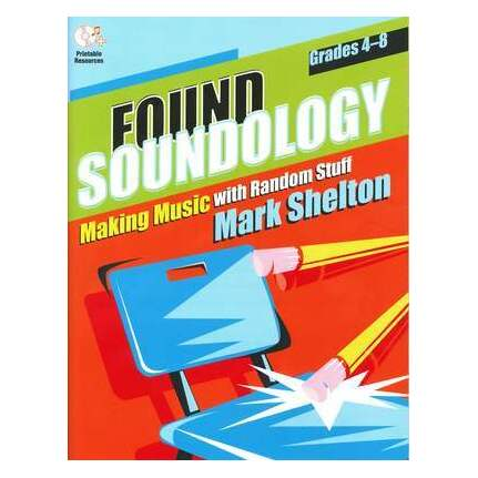 Found Soundology Bk/CD-ROM