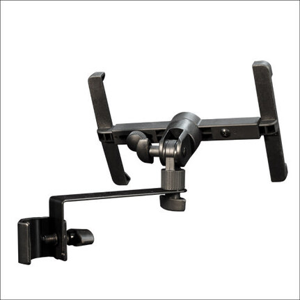Ashton Isp25 Mini iPad or Tablet Holder With Clamp/Adaptor