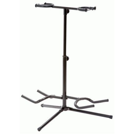 Armour GS52B Double Tripod Guitar Stand