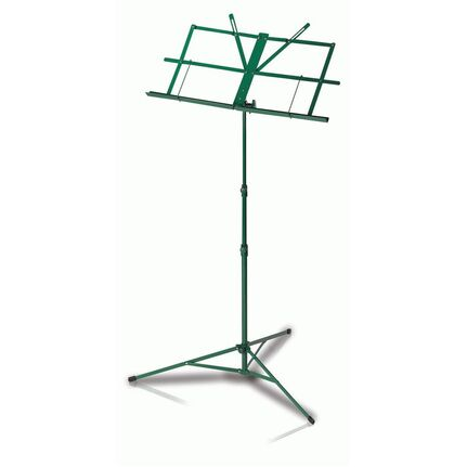 Armour MS3127GR Student Music Stand w/Bag Green