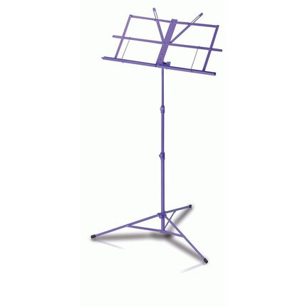 Armour MS3127P Student Music Stand w/Bag Purple