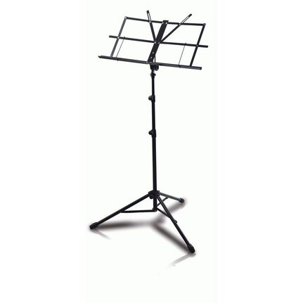 Armour MS3129B Heavy Duty Student Music Stand w/Bag Black​
