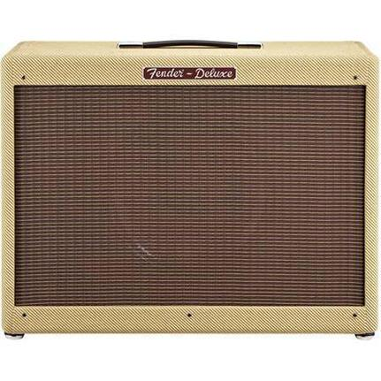 Fender Hot Rod Dlx Iii 1 X 12-Inch Celestion Guitar Speaker Cabinet Tweed Finish
