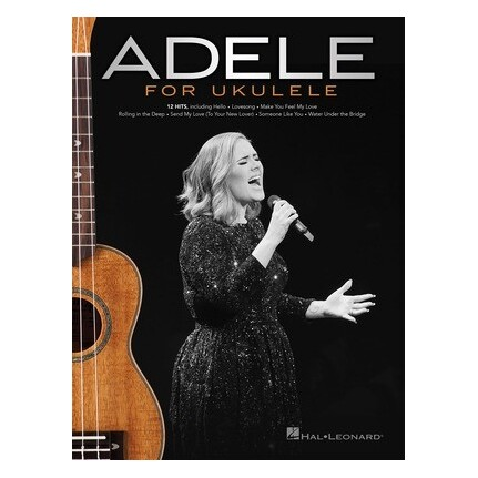 Adele For Ukulele