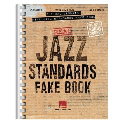 Real Jazz Standards Fake Book C Edition 2nd Edition