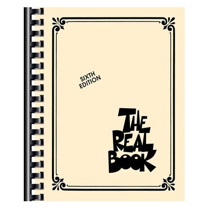 The Real Book Vol 1 C Edition