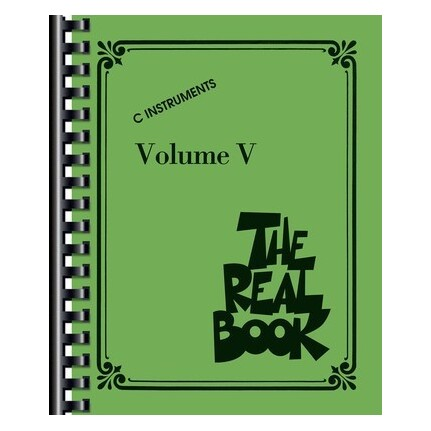 The Real Book Vol 5 C Edition