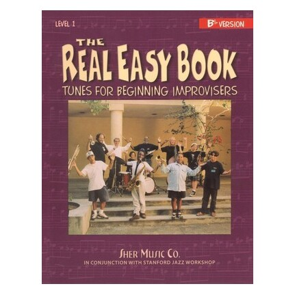 The Real Easy Book Level 1 Bb 3-Horn Edition