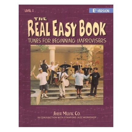 The Real Easy Book Level 1 Eb 3-Horn Edition