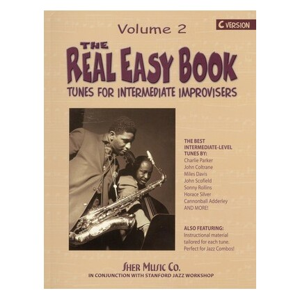 The Real Easy Book Vol 2 C Version