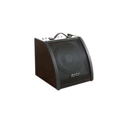 Ashton Da30-Watt Drum Amplifier Wedge Shape Monitor 10-Inch Dual Cone Speaker