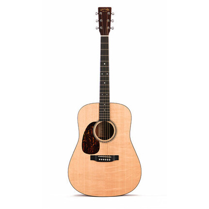 Martin D16GTL: 16 Series Dreadnought Acoustic Left Hand Guitar