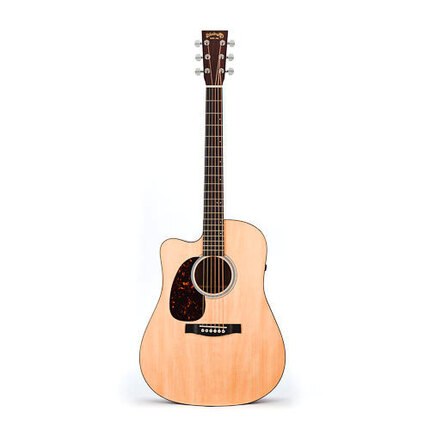 Martin DCPA4L: PA Series Dreadnought Left Hand Acoustic/Electric Guitar With Pickup