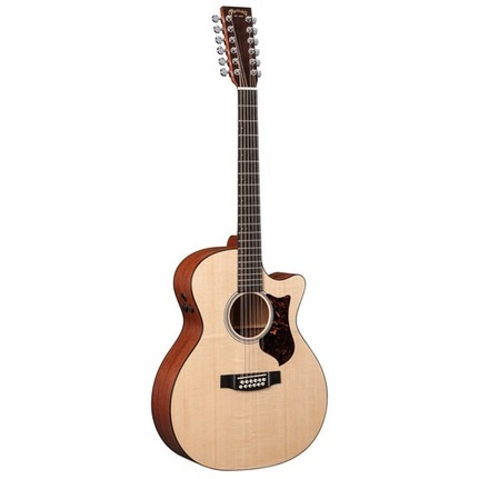 Martin GPC12PA4: PA Series Grand Performance 12 String Acoustic/Electric Guitar With Pickup