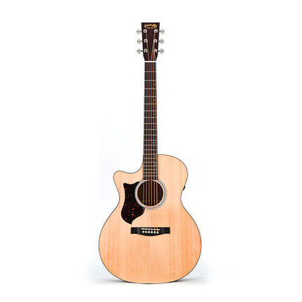 Martin GPCPA4L: PA Series Grand Performance Left Hand Acoustic/Electric Guitar With Pickup