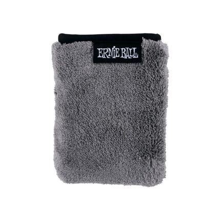 "Ernie Ball 4219 ""Ernie Ball 12"" x 12"" Ultra-Plush Microfiber Polish Cloth"""