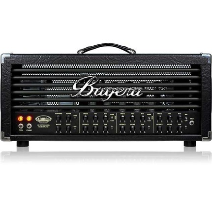 Bugera Trirec Infinium 100W 3-Channel Guitar Amplifier Head