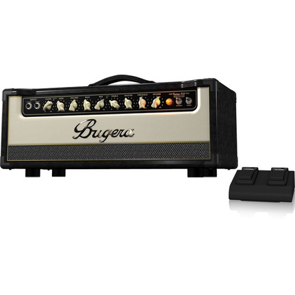 Bugera V55HD Infinium Vintage 55W Tube Guitar Amplifier Head w/Reverb