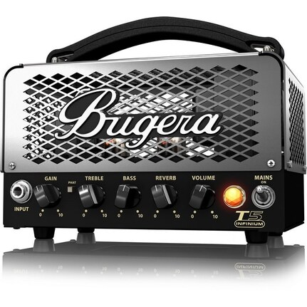 Bugera T5 Infinium 5W Tube Guitar Amplifier Head