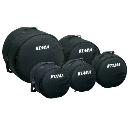 Tama Dsb52S Rock Bag Set (12/13/16/22/14) 6-Piece Drum Soft Bags