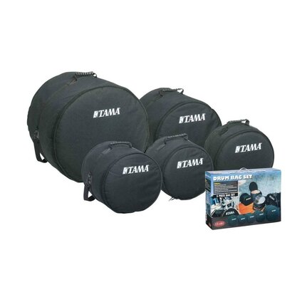 Tama Dsb62H Hyperdrive Bag Set 6-Piece Drum Soft Bags