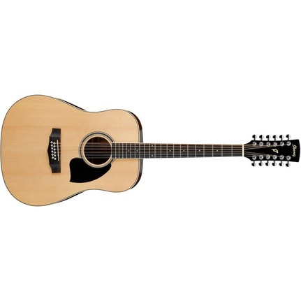 Ibanez PF1512 12-String Dreadnought Acoustic Guitar