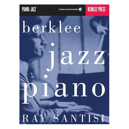 Berklee Jazz Piano Book/Online Audio
