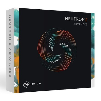 iZotope Neutron 2 Advanced Mixing Software