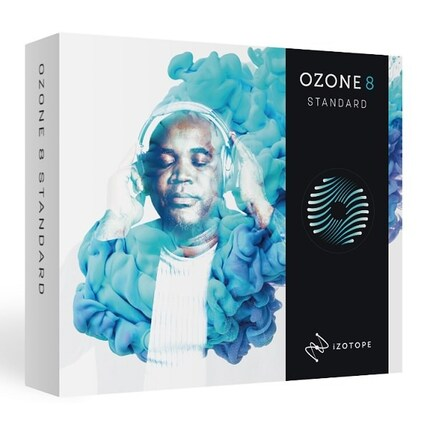 iZotope Ozone 8 Standard Mastering Software