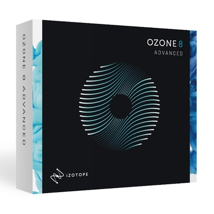iZotope Ozone 8 Advanced Mastering Software