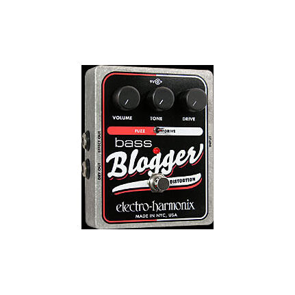 Electro Harmonix Bass Blogger Fx Effects Pedal